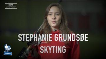 Stephanie Grundsøe – skyting