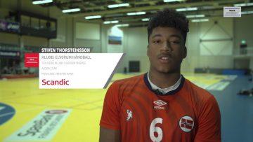 Stiven Thorsteinsson – håndball