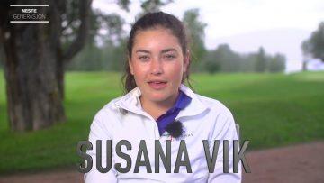 Susana Vik – talentportrett