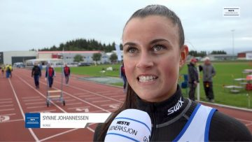 Synne Øien Johannessen – 1500m