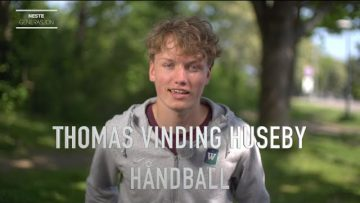 Talentportrett – Thomas Vinding Huseby