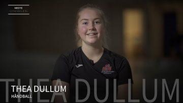Thea Dullum – håndball