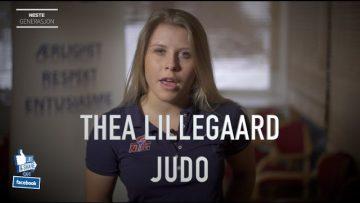 Thea Lillegaard – portrett