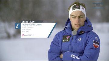 Thomas Helland Larsen – Neste Generasjon Langrenn