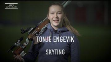 Tonje Engevik – portrett