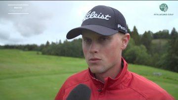 Torbjørn Johansen, intervju, sport, golf
