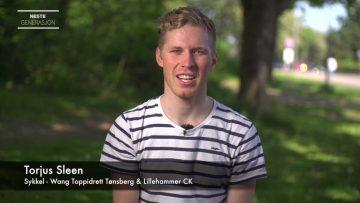 Torjus Sleen – talentportrett