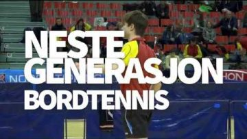 U23 NM 2018 – Bordtennis