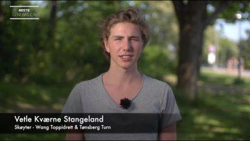 Vetle Stangeland – talentportrett