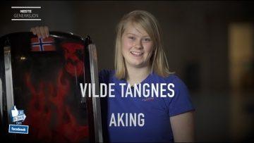 Vilde Tangnes – portrett