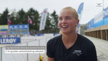 Emilie Olimstad – NM-Veka 2018