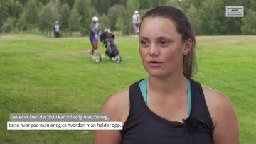 Emilie Øveraas – Ungdoms OL 2018