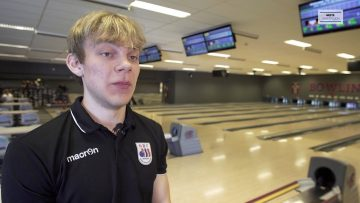 Georg Skryten – European Open 2018 – Bowling