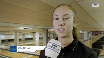 Nora Kjellås – Norwegian Open 2018 – Bowling