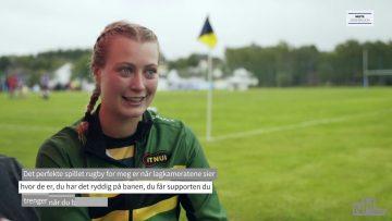 Rebekka Støle Mjønes –  NM-Veka 2018