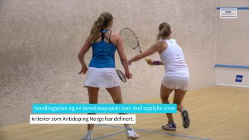 Squash – Rent Særforbund