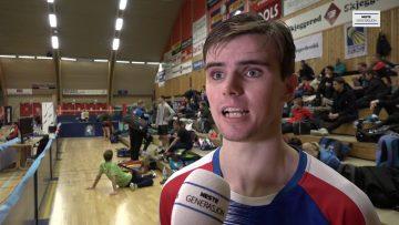 Peter Rønn Stensæth – badminton