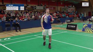 Peter Rønn Stensæth – Norwegian International Championship 2018