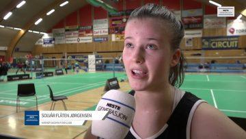 Solvår Flåten Jørgensen – Norwegian International Championship 2018