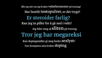 Dopingkontakten – promo