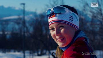 Vilde Nilsen – langrenn / skiskyting