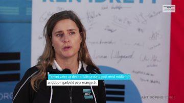 Antidoping Norge og spillemidler – NM-Veka 2018