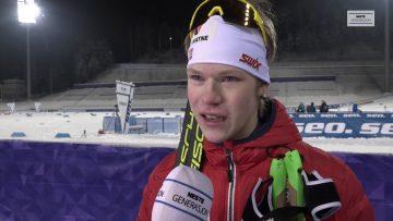 VM-sølv til de norske kombinert juniorene