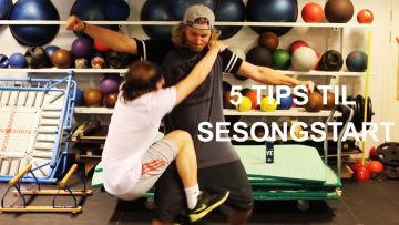 TWINTIPEDIA – episode 6 – Grunntrening, 5 tips til sesongstart